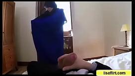 Cute arabian girl fucked...