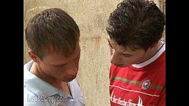 Gay buddies having freaky...