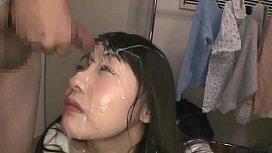 Legendary Bukkake Girl - Tsubomi 6-Get more girls like this on BUKKAKE-TUBE.ML