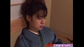 Chinatsu Nakano doing her...