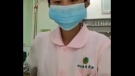 珠海丽康医院小护士上夜班厕所自慰