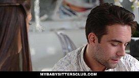 MyBabySittersClub - Hot BabySitter Becomes...