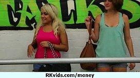 Thats the Spirit - money...