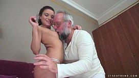 Anita Bellini Loves Grandpa...