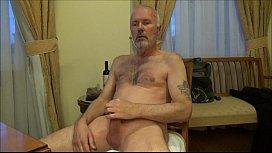 Pervert exhibitionist Ulf Larsen...