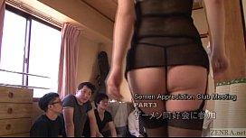 Subtitled Japanese AV star Tsubaki Katou gokkun party rule34.xxxx