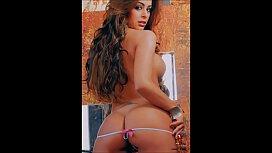 Larissa Riquelme Paraguayan model...