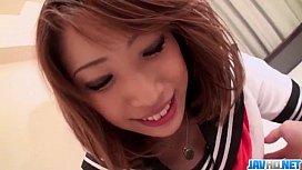 Aya Sakuraba gets creampied...