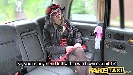 Fake Taxi girl in...