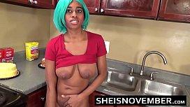 Sexy Ebony Big Tits...