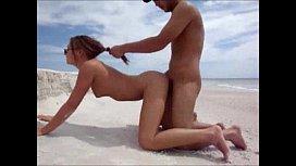 Sex on the beach...