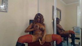 Busty Stripper Nyla Storm...