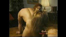 Muscular stallion had his...
