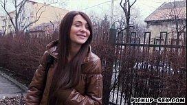 Czech girl Alexis Brill...