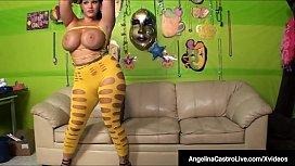 Cuban Queen Angelina Castro...