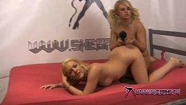 Lesbian squirting fest - Crystal...