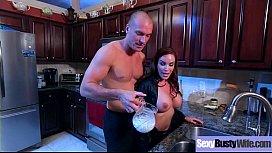 Sexy Busty Wife Diamond...