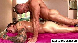 Massagecocks Anal Fucking Massage...