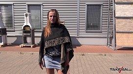 Czech girls without money...