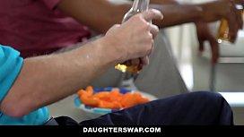 DaughterSwaps - teen Fucks Older...