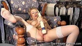 Hot Femorg Blonde in...