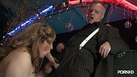 Full scene: Ashley Downs...