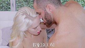 BAEB Little breasted blondie...