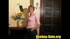 Blonde mature amateur milf hardcore  ...