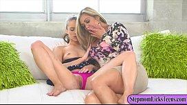 Nina and Anya Olsen...