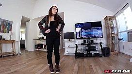 Joseline Kelly hardcore fucking with daddy