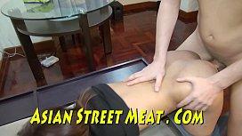 Soothing Silky Asian Slapper...