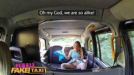 Female Fake Taxi Wild...