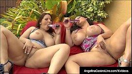 Angelina Castro and Lexxxi...