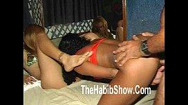 Brazilian 3-Some Orgy Part3