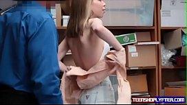 Troublemaker teen Alina West...