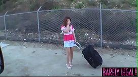 18yo hitchhiker Tweety Valentine...