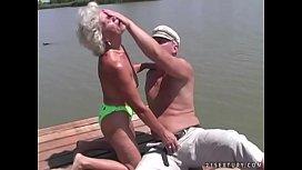 Granny Effie fucks next...