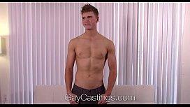 GayCastings - Alex Tanner Tries...