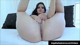 BBW Massive Boobed Angelina...
