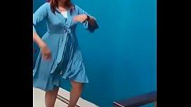 Swathi naidu sexy dance part-2