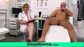 Mom boy medical porn...