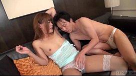 Japanese crossdresser Kaoru Oshima...