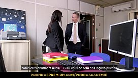 PORNO ACADEMIE - Hot teacher...