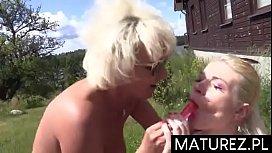 Polskie mamuśki - Gorące powitanie na Mazurach