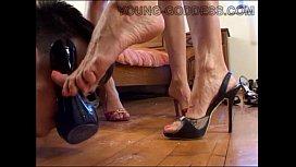 Mistress Lera and Mistress...