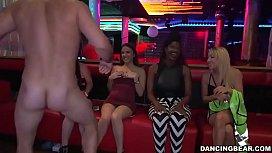 CFNM Blowjob Orgy Dancing...