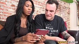 Ebony Nadia Jay Rides...