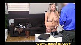 Casting - Hot chubby girl...