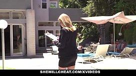 SheWillCheat - Slut Wife Britney...