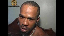 Black guy on weed...